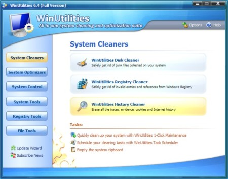 WinUtilities 7.0 Portable